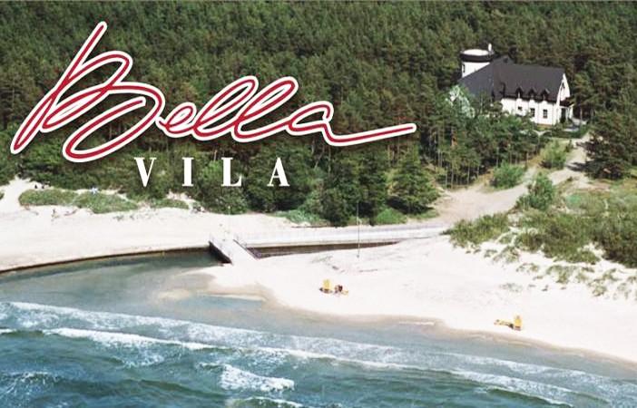 Viešbutis Palangoje Bellavila 50 m iki jūros - 1