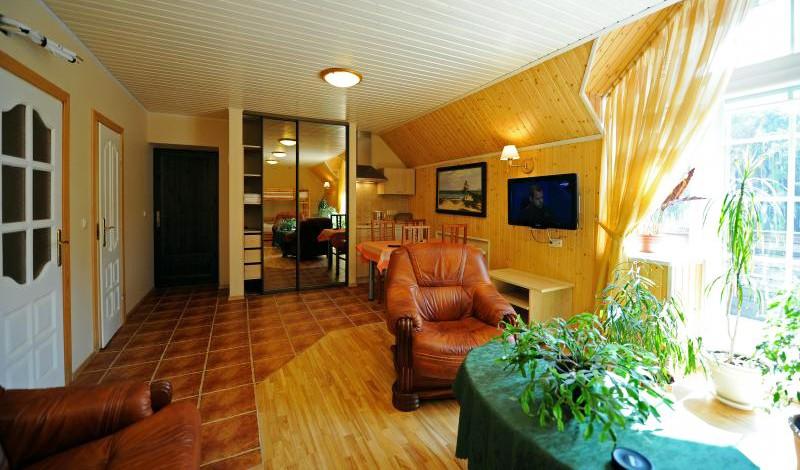 Viešbutis Palangoje Bellavila 50 m iki jūros - 7