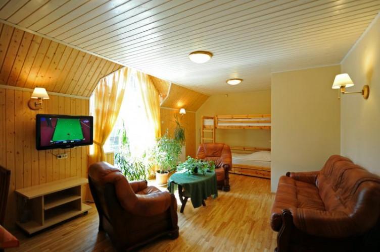 Viešbutis Palangoje Bellavila 50 m iki jūros - 8
