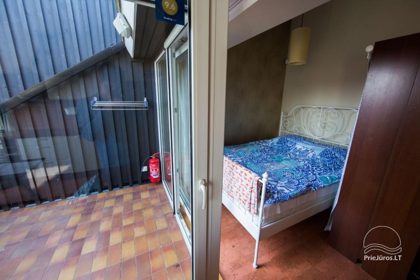 Lapės namai Pervalkoje - buto nuoma - 4