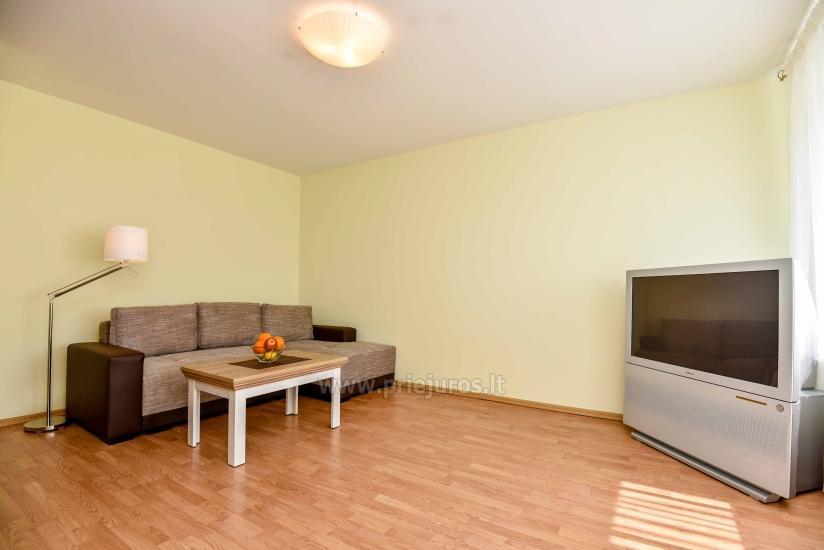 Naujai įrengtas dviejų kambarių butas Klaipėdoje - 6