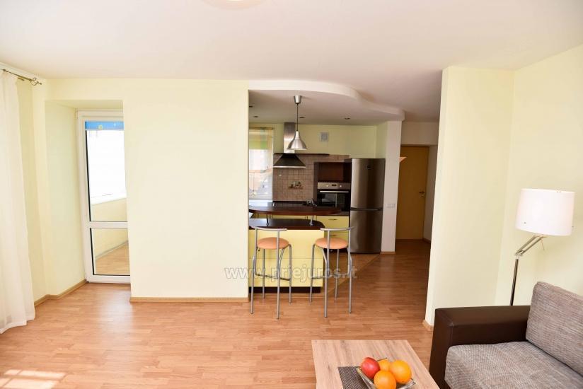 Naujai įrengtas dviejų kambarių butas Klaipėdoje - 8
