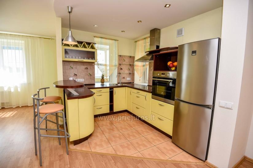Naujai įrengtas dviejų kambarių butas Klaipėdoje - 9