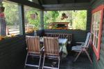 """Ferienhaus """"Kāpas"""" am Strand, freie Sauna, Angeln, Sightseeing und Jagd"""