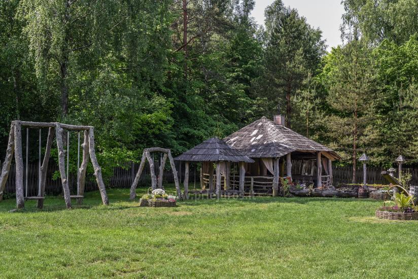Heimstätte Laukdvaris für Urlaub und Feste - 8