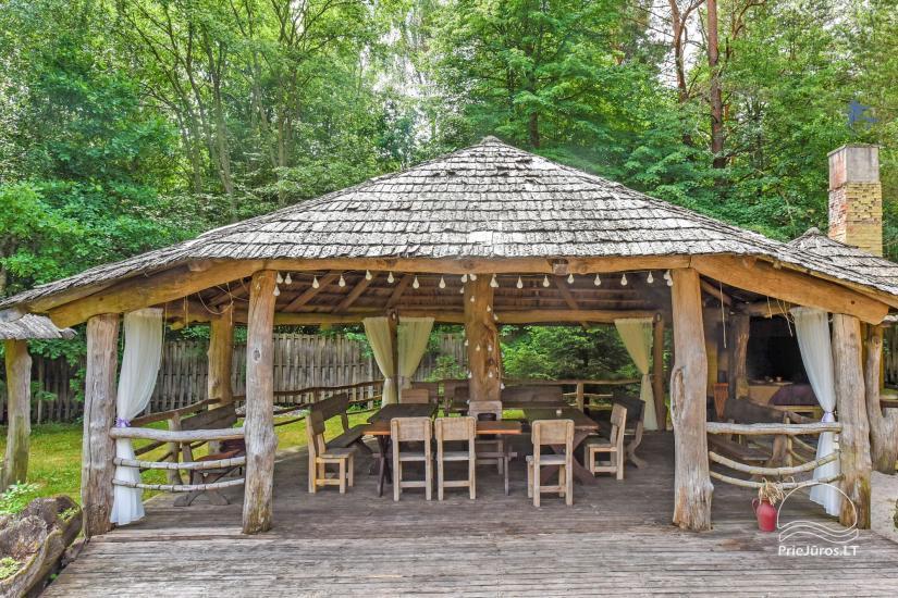 Heimstätte Laukdvaris für Urlaub und Feste - 10