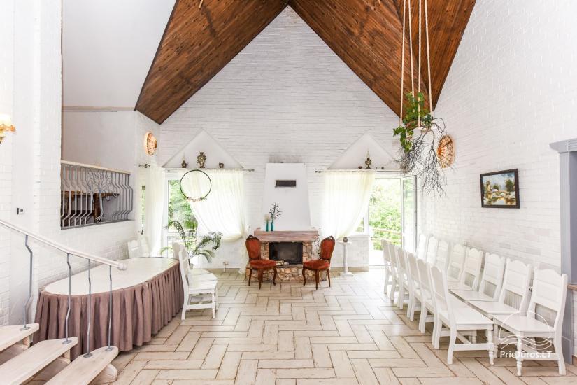 Heimstätte Laukdvaris für Urlaub und Feste - 32