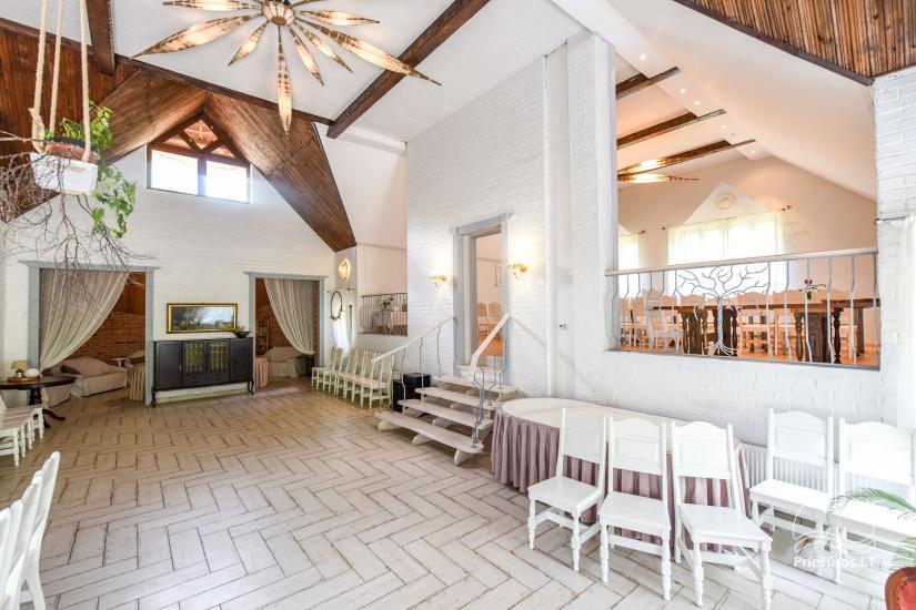 Heimstätte Laukdvaris für Urlaub und Feste - 35
