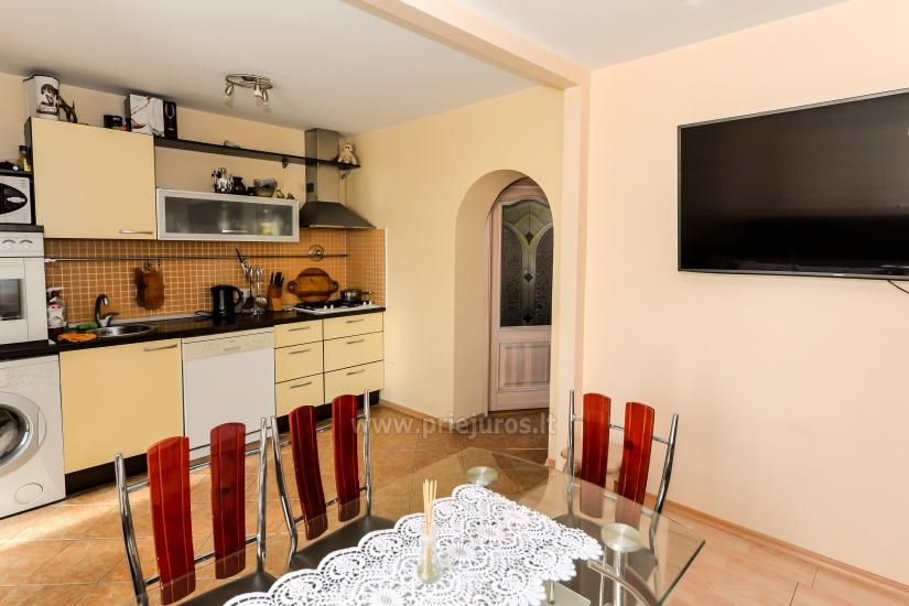 Apartment in Nida Rita for up to 4 persons. Private yard - 4