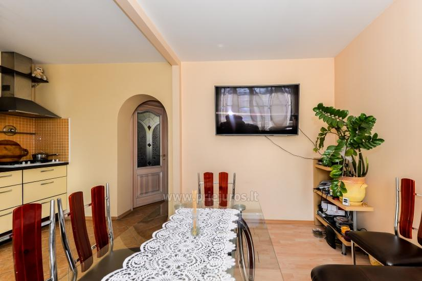 Apartment in Nida Rita for up to 4 persons. Private yard - 5