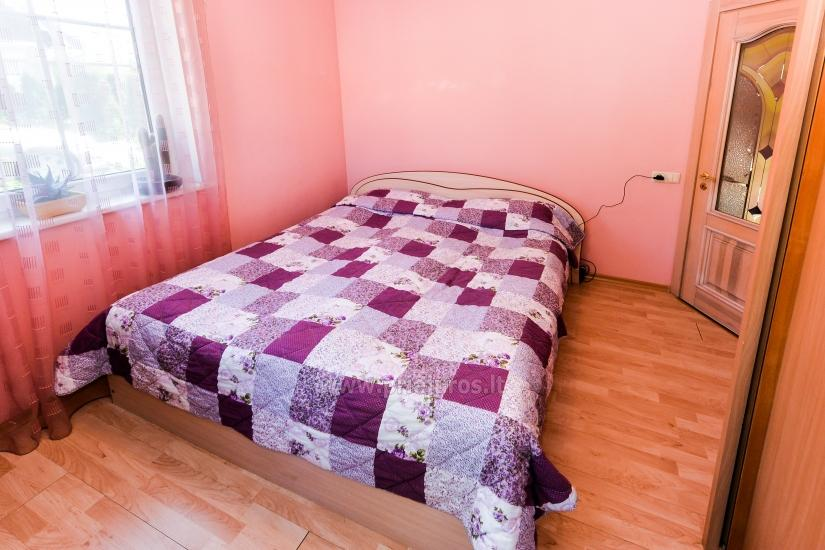 Apartment in Nida Rita for up to 4 persons. Private yard - 9