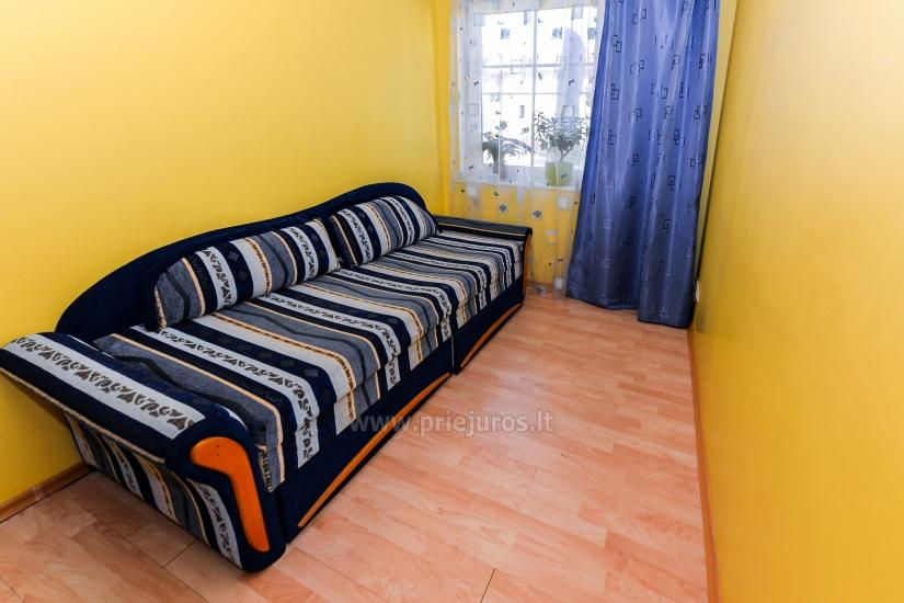 Apartment in Nida Rita for up to 4 persons. Private yard - 12