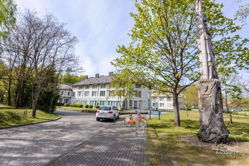 Tikko restaurēts dzīvoklis īres Juodkrante, Kuršu kāpā, Lietuvā - 14
