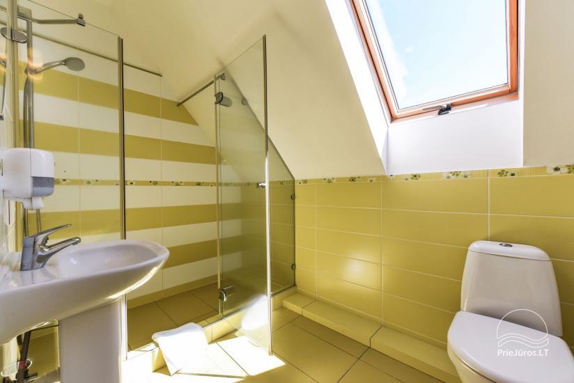 Zimmer, Appartements in Sventoji OSUPIO TAKAS - 150 zum Meer! - 29