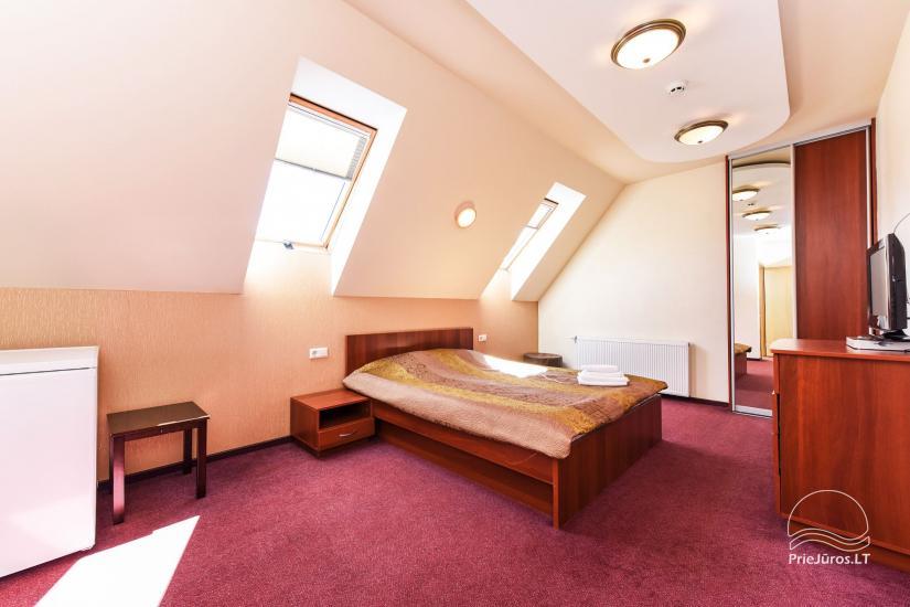 Zimmer, Appartements in Sventoji OSUPIO TAKAS - 150 zum Meer! - 26