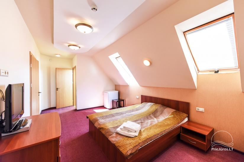 Zimmer, Appartements in Sventoji OSUPIO TAKAS - 150 zum Meer! - 27