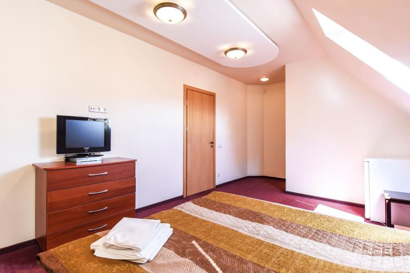 Zimmer, Appartements in Sventoji OSUPIO TAKAS - 150 zum Meer! - 28