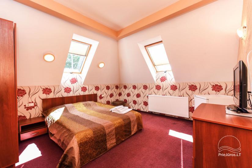 Rooms, apartments in Sventoji OSUPIO TAKAS - 150 to the sea - 30