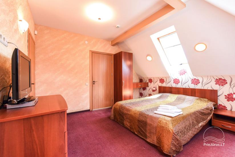 Zimmer, Appartements in Sventoji OSUPIO TAKAS - 150 zum Meer! - 31