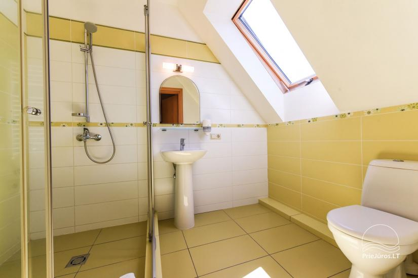Rooms, apartments in Sventoji OSUPIO TAKAS - 150 to the sea - 37