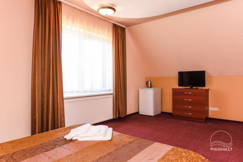 Rooms, apartments in Sventoji OSUPIO TAKAS - 150 to the sea - 36