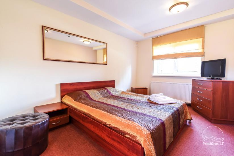 Zimmer, Appartements in Sventoji OSUPIO TAKAS - 150 zum Meer! - 23