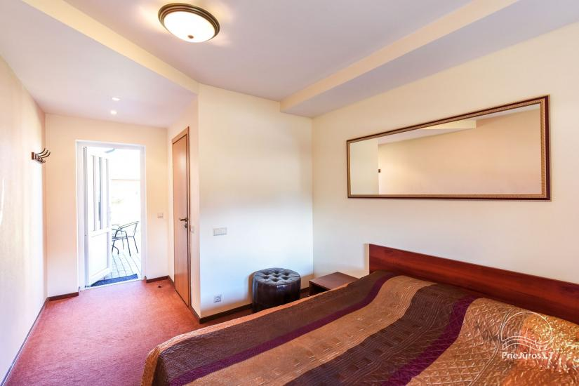 Rooms, apartments in Sventoji OSUPIO TAKAS - 150 to the sea - 24