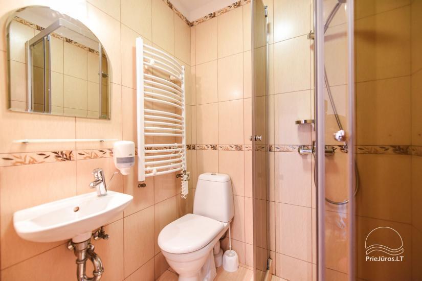 Rooms, apartments in Sventoji OSUPIO TAKAS - 150 to the sea - 25
