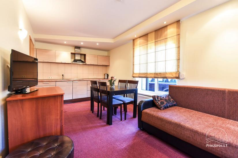 Zimmer, Appartements in Sventoji OSUPIO TAKAS - 150 zum Meer! - 16