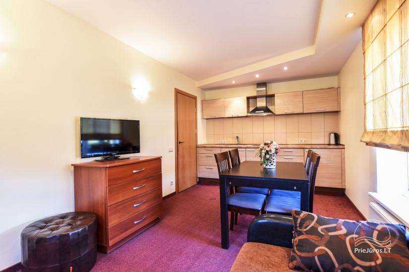 Zimmer, Appartements in Sventoji OSUPIO TAKAS - 150 zum Meer! - 17