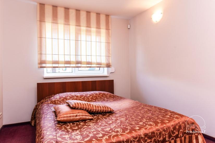 Zimmer, Appartements in Sventoji OSUPIO TAKAS - 150 zum Meer! - 18
