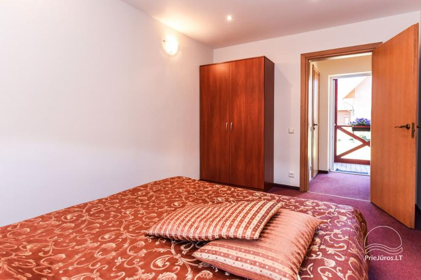 Zimmer, Appartements in Sventoji OSUPIO TAKAS - 150 zum Meer! - 19