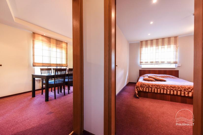 Zimmer, Appartements in Sventoji OSUPIO TAKAS - 150 zum Meer! - 20