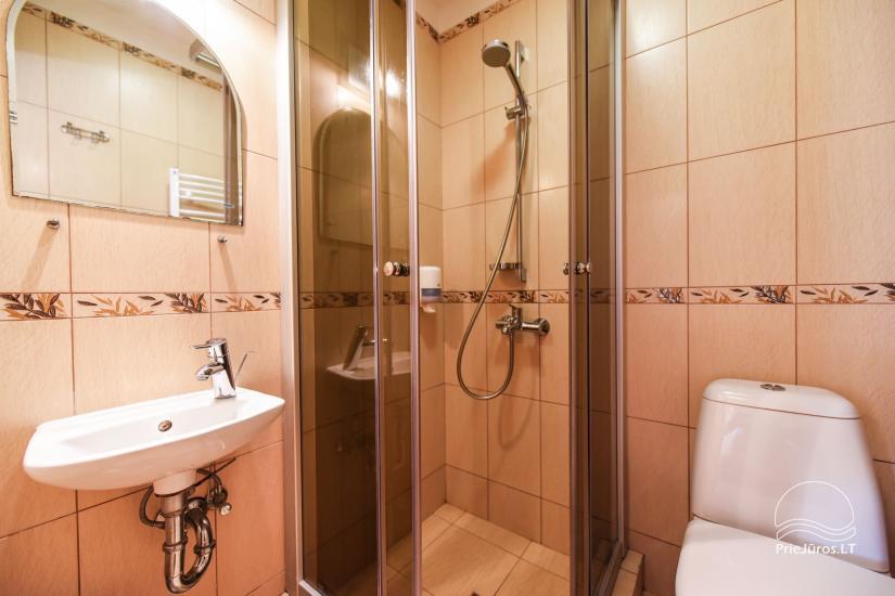 Zimmer, Appartements in Sventoji OSUPIO TAKAS - 150 zum Meer! - 21