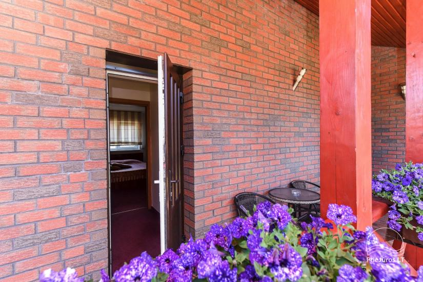 Zimmer, Appartements in Sventoji OSUPIO TAKAS - 150 zum Meer! - 14