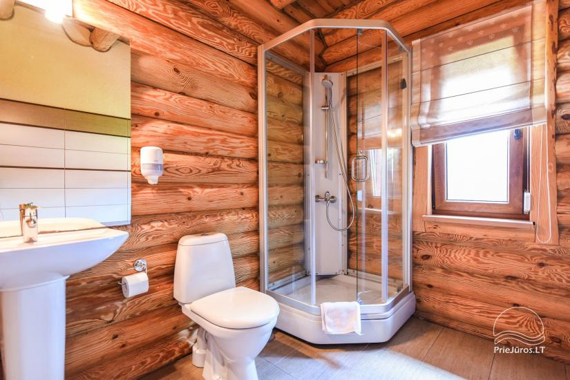 Rooms, apartments in Sventoji OSUPIO TAKAS - 150 to the sea - 44