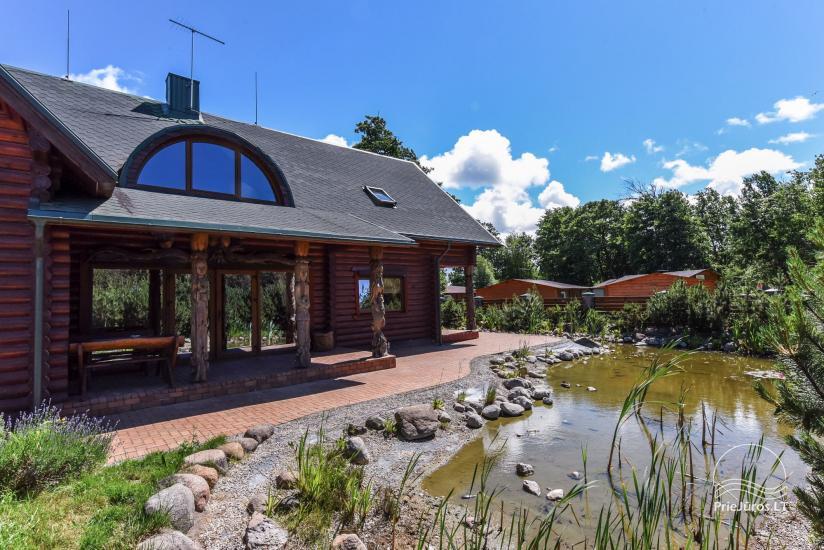 Rooms, apartments in Sventoji OSUPIO TAKAS - 150 to the sea - 40