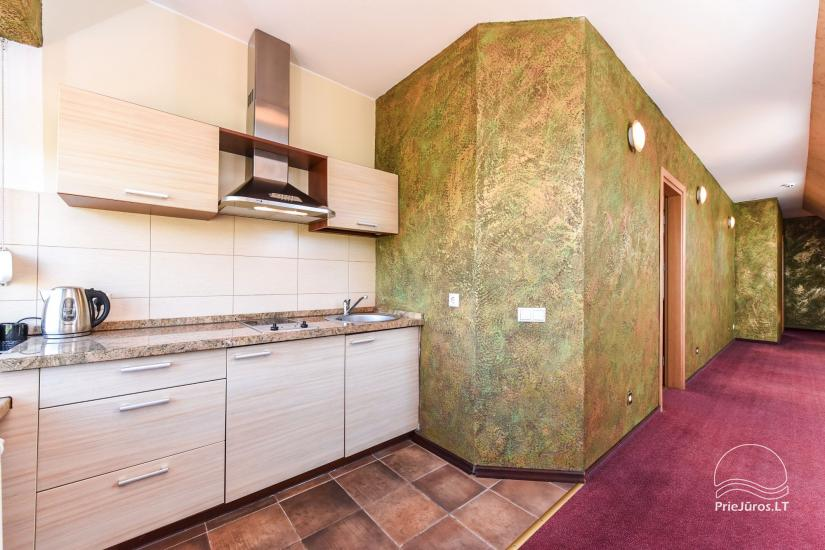 Rooms, apartments in Sventoji OSUPIO TAKAS - 150 to the sea - 38