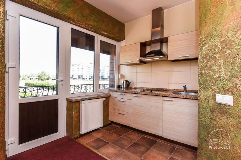Rooms, apartments in Sventoji OSUPIO TAKAS - 150 to the sea - 39