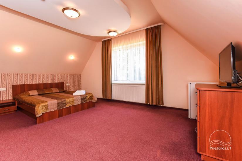 Rooms, apartments in Sventoji OSUPIO TAKAS - 150 to the sea - 34