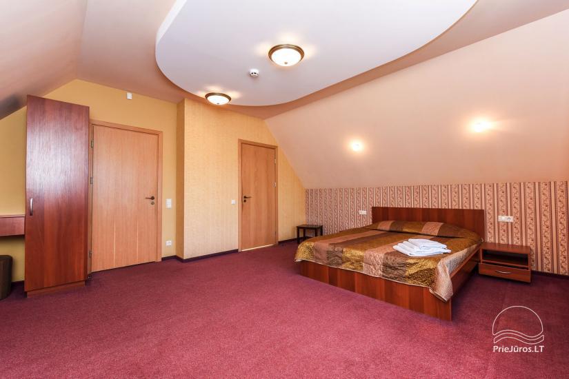 Rooms, apartments in Sventoji OSUPIO TAKAS - 150 to the sea - 35