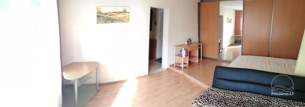 Apartment with terrace for rent in the center of Klaipeda for comfortable rest - 1