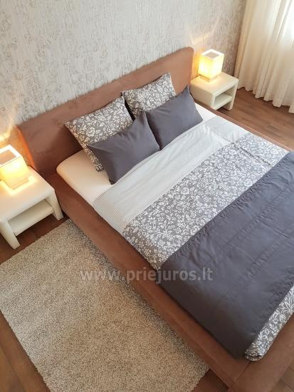 Modern furnished Daukanto apartment with cosy terrace - 3