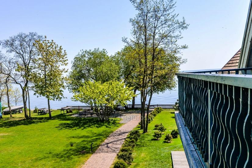 Apartment in Preila on the shore of the Curonian lagoon, lagoon view balcony - 9