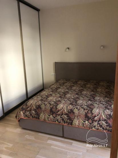 Prabangus 2 kambarių butas Palangoje su atskiru įėjimu ir didele terasa - 6