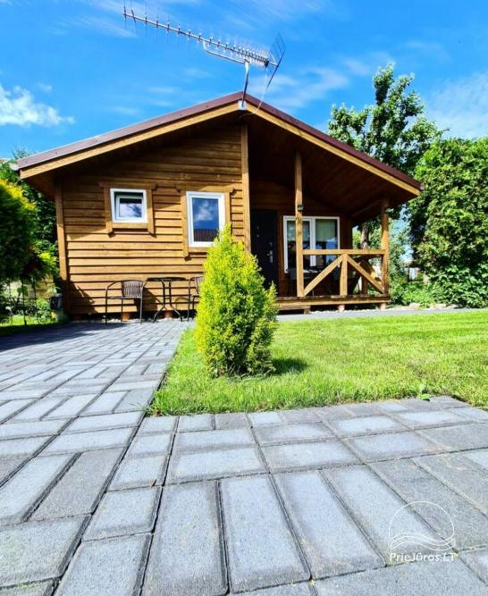 Holiday houses for rest in Sventoji. Only 500 meters to the sea! - 1
