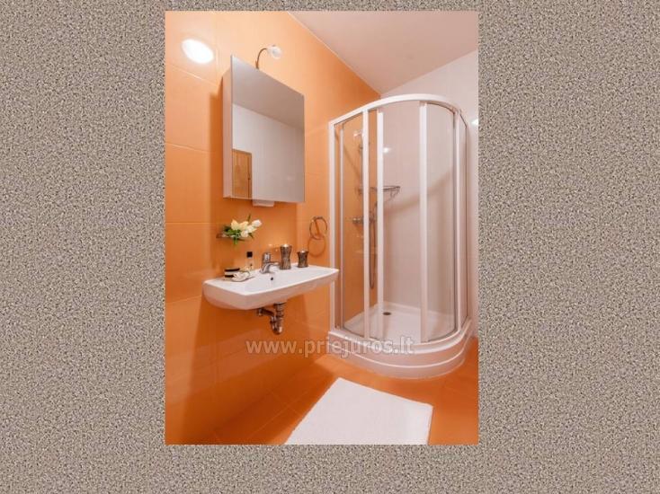 1 kambario, 4 miegamųjų vietų butas Vanagupėje - 7