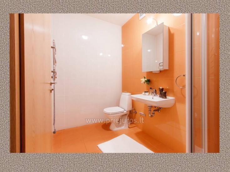 1 kambario, 4 miegamųjų vietų butas Vanagupėje - 8