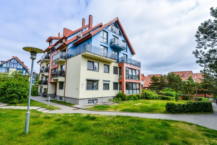 Three rooms apartment in the center of Nida, Curonian Spit, Lithuania - 18