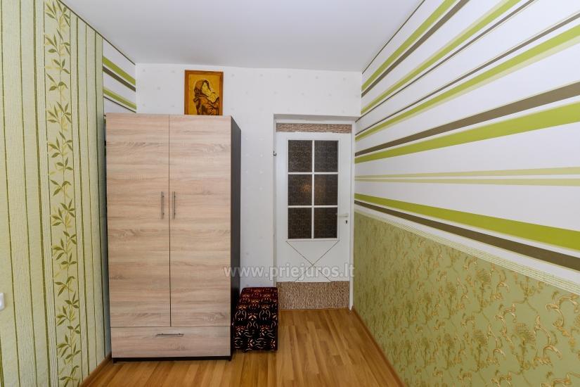Trijų kambarių butas Nidos centre - 8